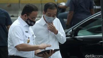 JK Sebut Jokowi & Anies Sepakat, Jumat Masjid Buka untuk Umum