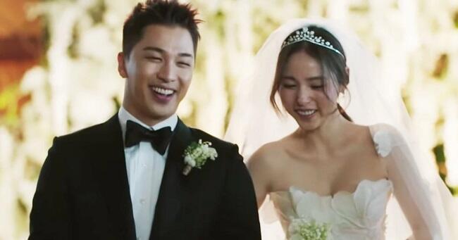 Taeyang Bigbang Menikah Dan Membesarkan Keluarga Baik Kekoreaan