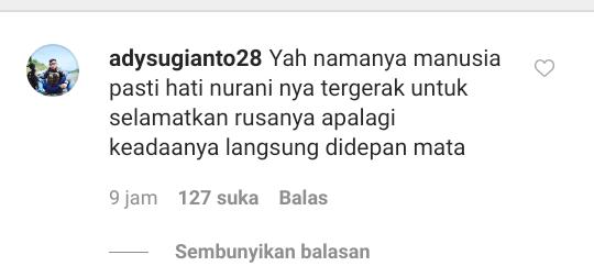 Debat Netizen +62 Melihat Rusa Dimangsa Ular! Rantai Makanan atau Rasa Kemanusiaan?