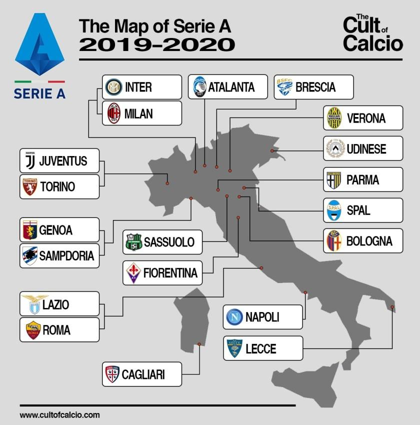 Liga Italia Terancam Berakhir Tanpa Juara jika Kompetisi Kembali Terhenti
