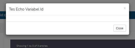 menampilkan echo $variabel di modal form. (php+botstrap+ajax+mysql)