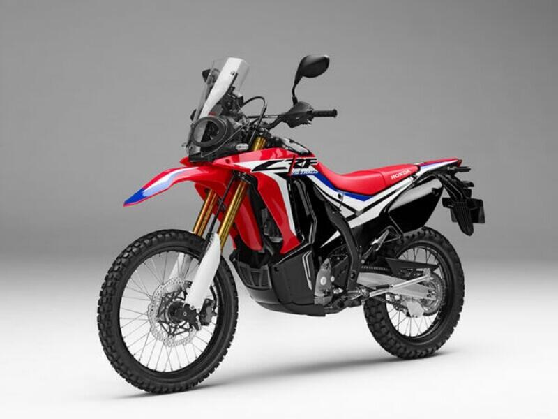 Honda CRF250 Rally /akan Facelift Tahun Depan, Mesin Satu Silinder Tapi Dua Busi
