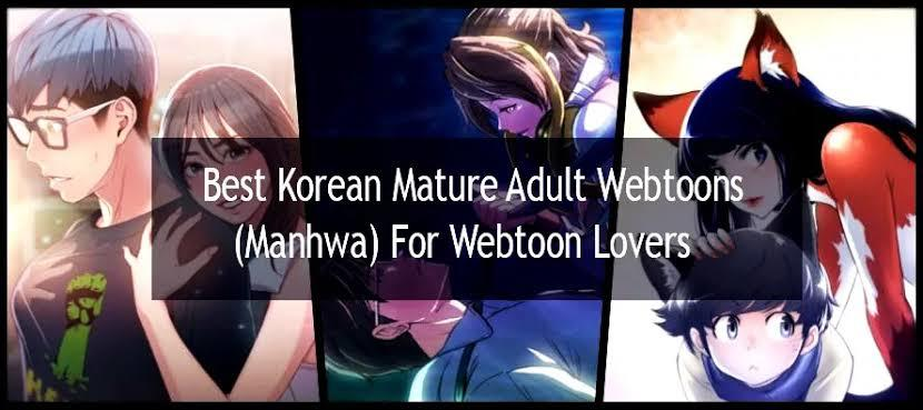 All About Adult Manhwa