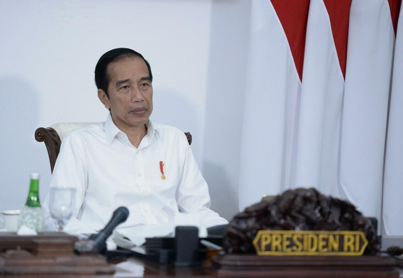 Presiden Jokowi Ajak Masyarakat Jaga Kesehatan di Masa Pandemi Covid-19