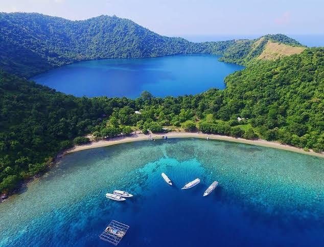 "Mengenal ""Coral Triangle,"" Kawasan dengan Biodiversity Terbesar di Laut !!!"