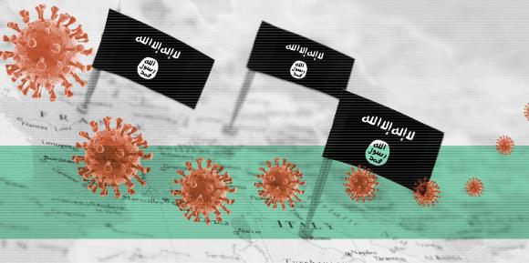 Lewat Rekaman Suara, ISIS Sebut Covid-19 Hukuman Bagi Orang Kafir