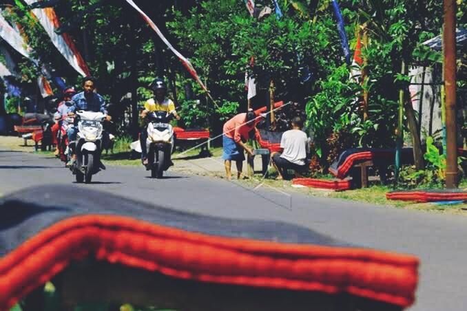 Mepe Kasur hingga Colongan, Tradisi Unik Suku Osing