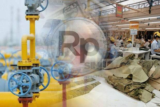 Implementasi Harga Baru Gas Dorong Ekspansi Sektor Manufaktur