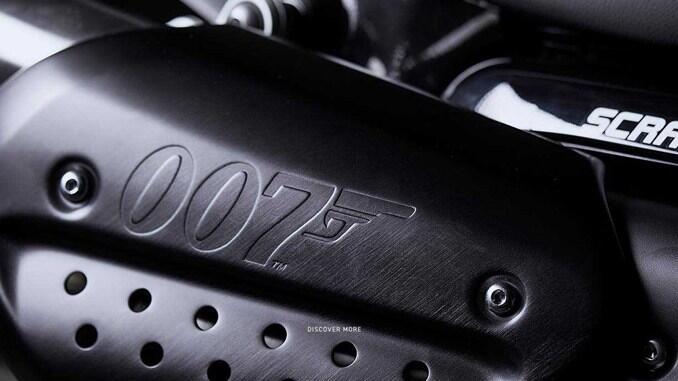 James Bond Ada Versi Motornya, Dijual Sangat Limited