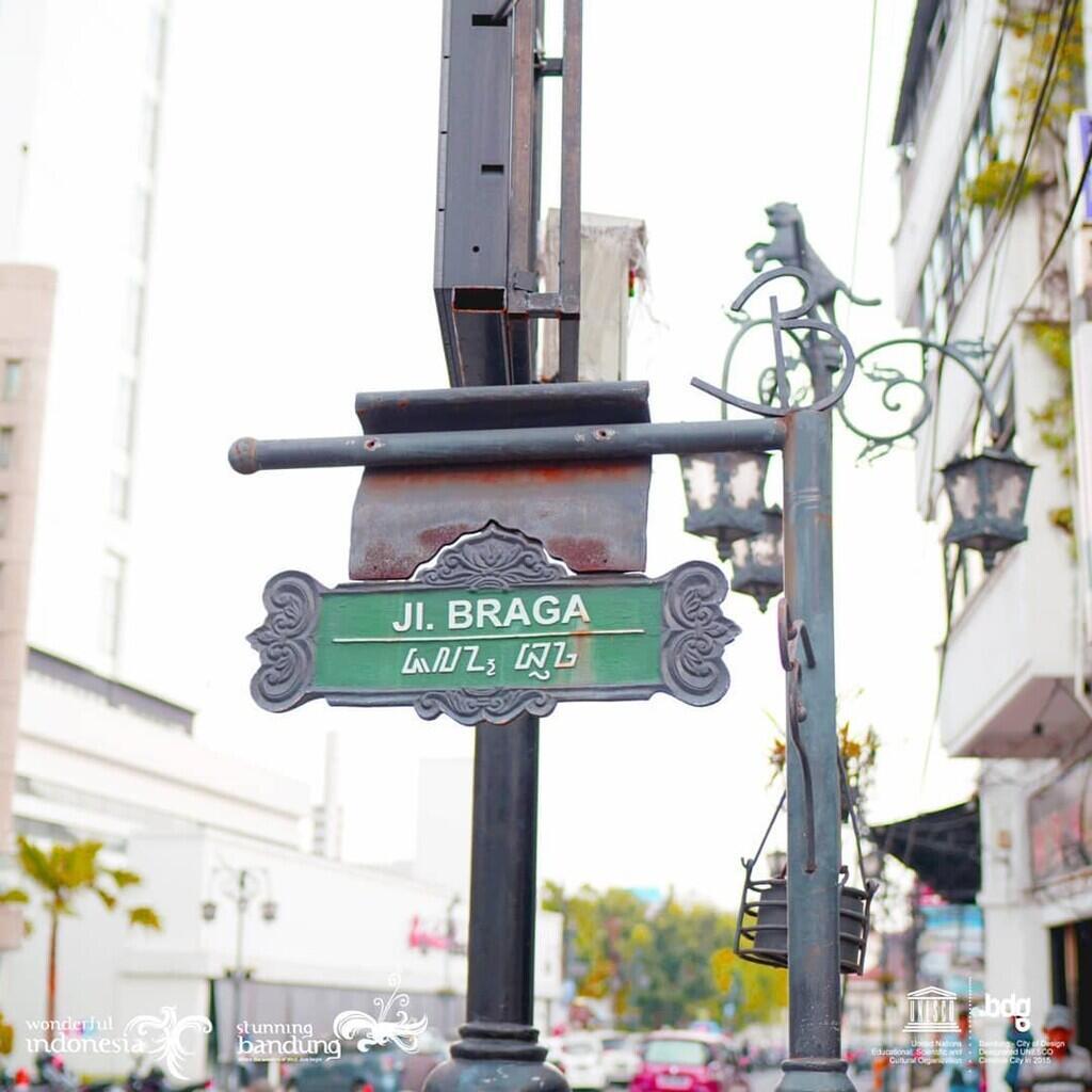Tips Wisata: 8 Wisata Favorit di daerah Jalan Braga dan Asia Afrika, Bandung