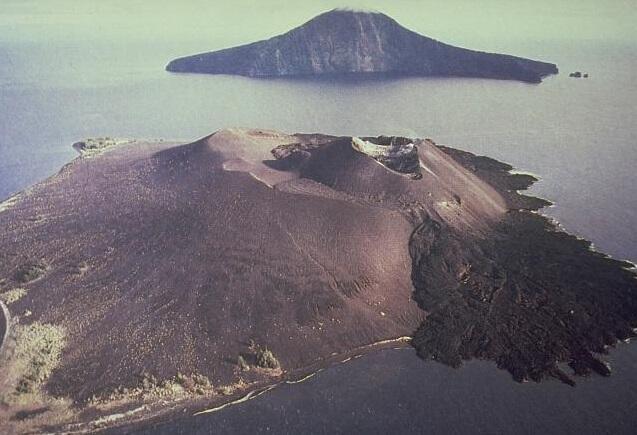 GUNUNG KRAKATAU, Ledakan gunung terbesar sepanjang peradaban manusia!