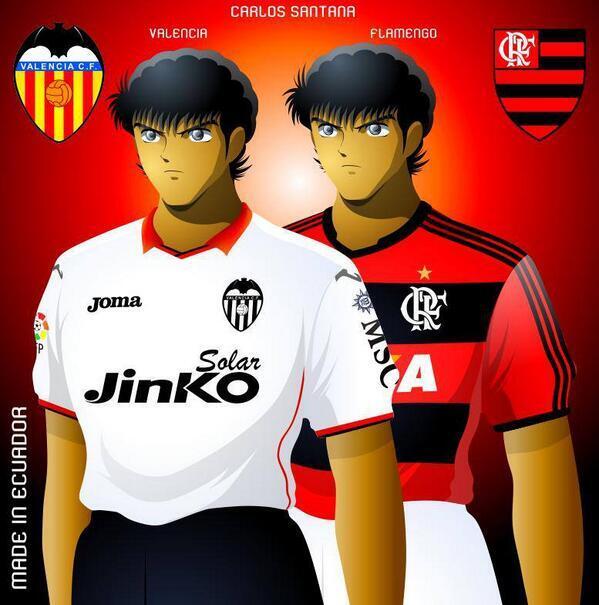 Tim Eropa yang Tampil dalam Manga Jepang. Tim Favorit Agan ada?