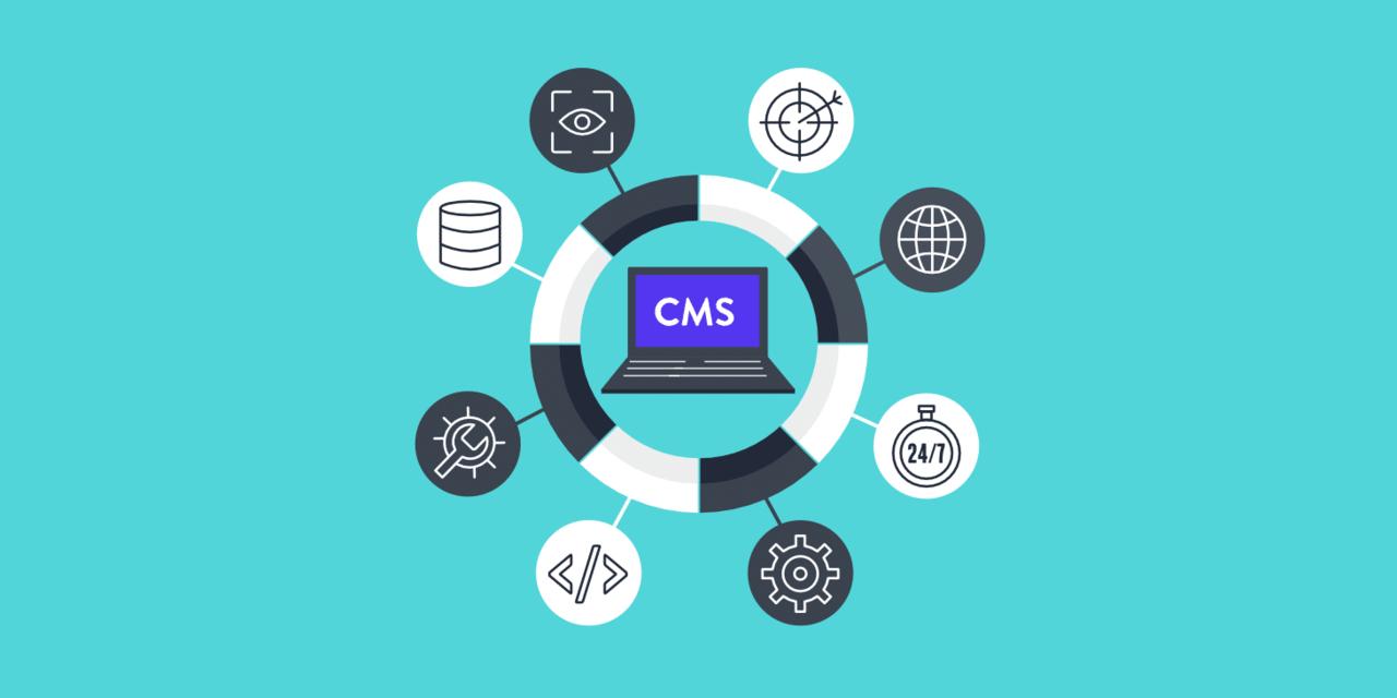 CMS Open Source Terbaik 2020