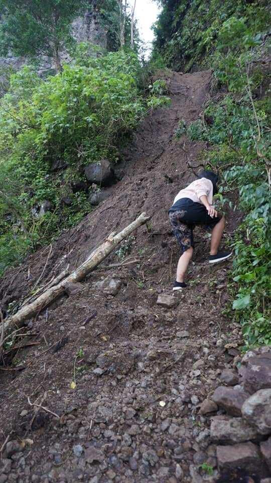 Kaki Bukit Gunung Manoreh Tersembunyi dan Diam-diam Dijelajahi Menteri