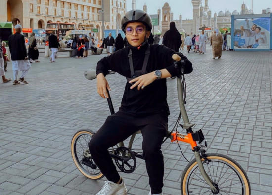 Sepedanya Ditawar Sampai 1/2 Miliar Rupiah, Taqy Malik: Sejarahnya Lebih Mahal