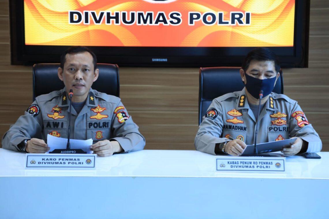 Densus 88 Tangkap 3 Terduga Teroris Terkait Penyerangan Polsek Daha Selatan