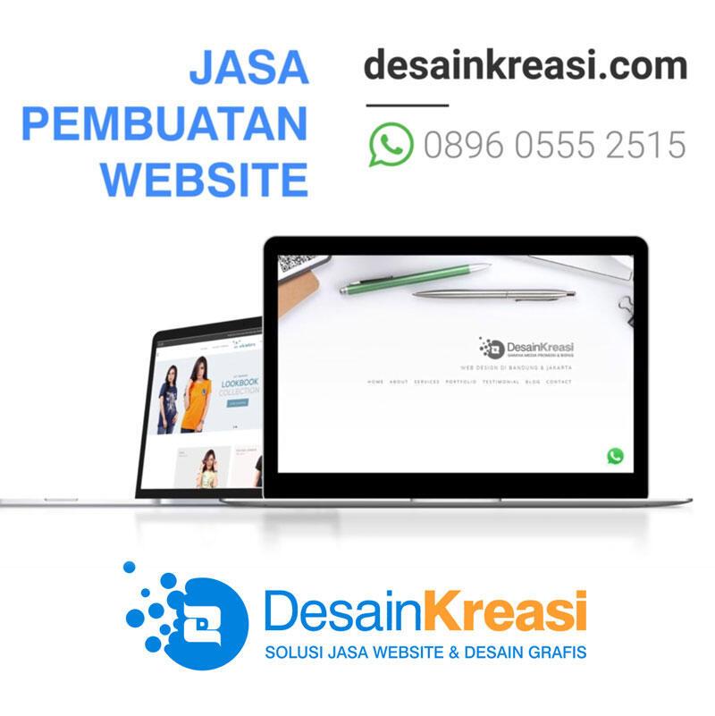 Jasa Pembuatan Website - Web Design Murah dan Berkualitas Mulai 1Jt