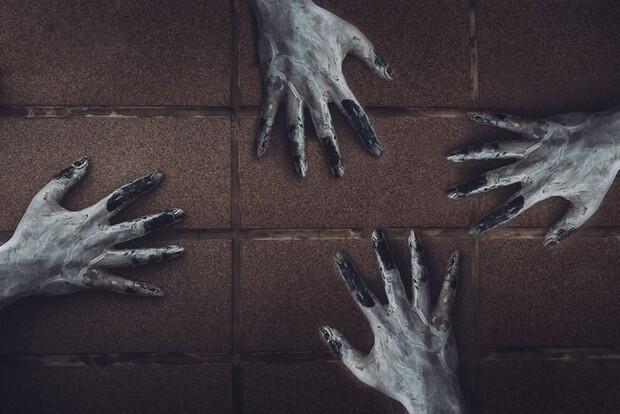 Suara suara Aneh - Kisah Hotel Berhantu