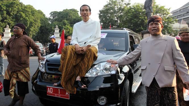 Mobil Andalan Jokowi Muncul Versi Barunya