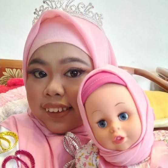 Keke Bukan Boneka, Menunjukkan Aura Hebat Yang Membuat Netizen Terpikat