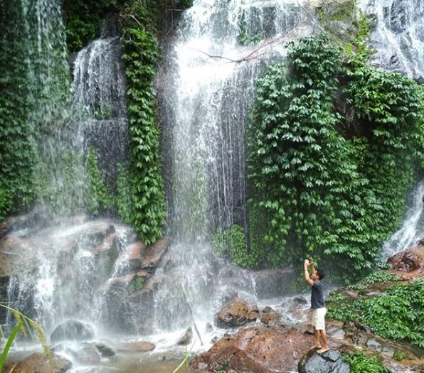 [Coc Reg. Jambi] Keren Habis, Surga Alam Tersembunyi Air Terjun Talang Kemulun