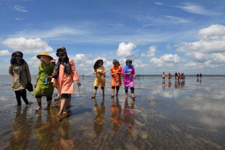 [Coc Reg. Jambi] Tradisi Mutik Sumbun Suku Duano Kini jadi Daya Tarik Pariwisata