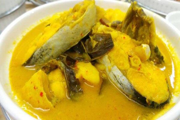 [COC Reg. Jambi] Tempoyak Ikan Patin, Kuliner Lezat yang Bikin Nagih!