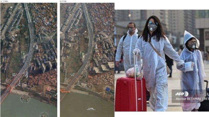 TUDINGAN US Sebut China Bohong Soal Corona Terbukti Di Foto Satelit, WHO Kecolongan!