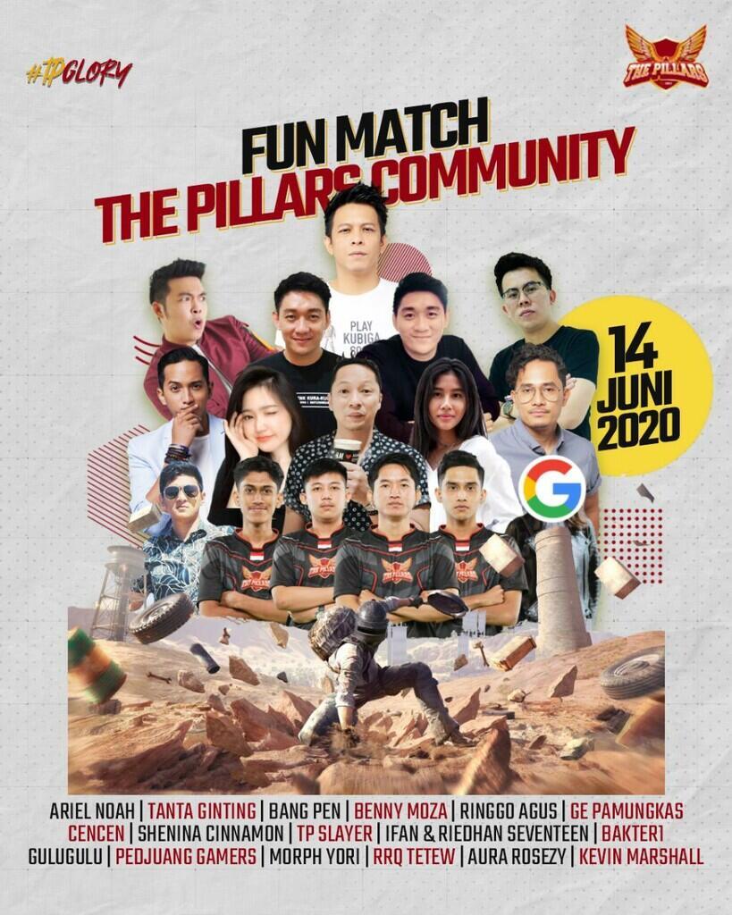 Fun Match The Pillars Community