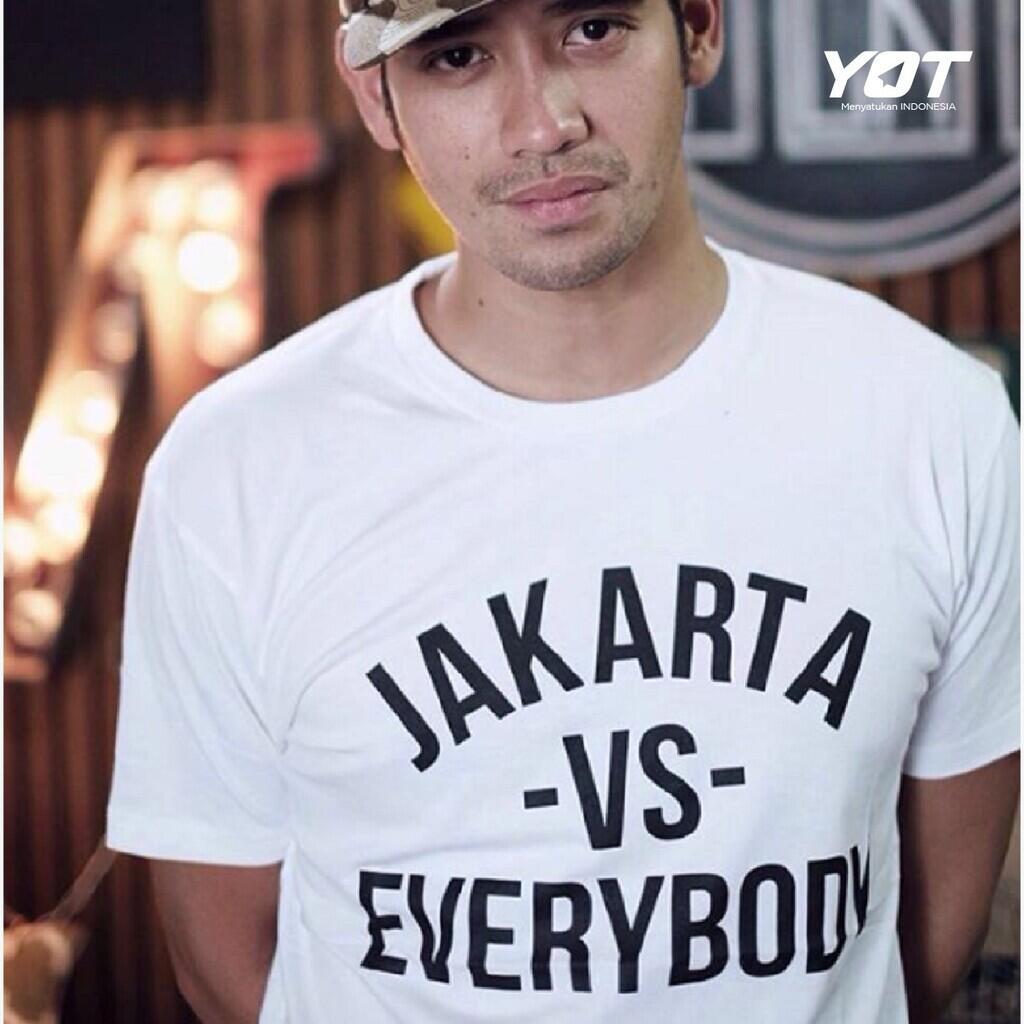 Mengintip Rahasia Dibalik Larisnya Kaos Jakarta VS Everybody
