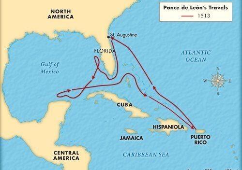 Misteri Air Mancur Awet Muda Ponce De Leon, Mitos Atau Beneran Ada Sih ?