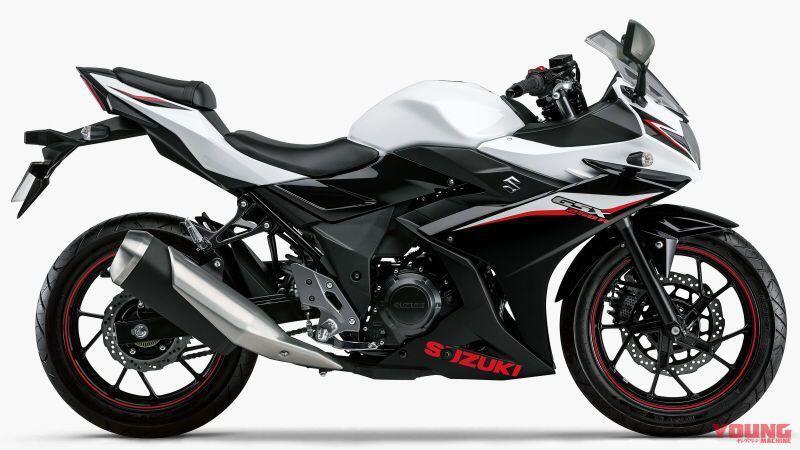 Gimana Kalau Suzuki Bawa Motor Sport 250cc Ini Ke Indonesia