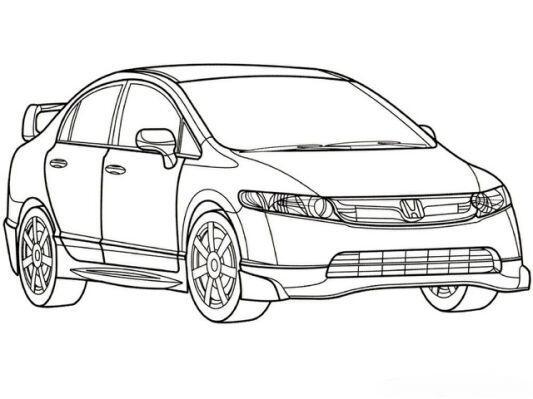 KUMPULAM Honda Civic Modifikasi Part 6
