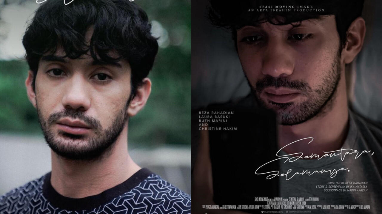 Sementara Selamanya, Film Reza Rahadian dan Ika Natassa Di Saat New Normal