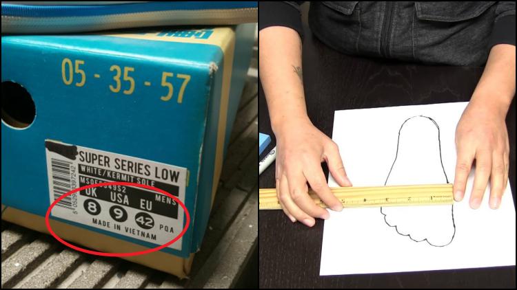 Berikut Konversi Ukuran Sepatu Antarnegara dan Cara Mengukurnya yang Benar!