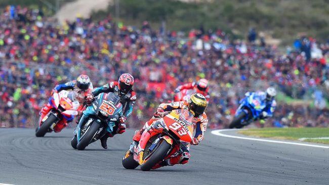 Akhirnya MotoGP 2020 Dimulai, ini Jadwalnya GanSis!