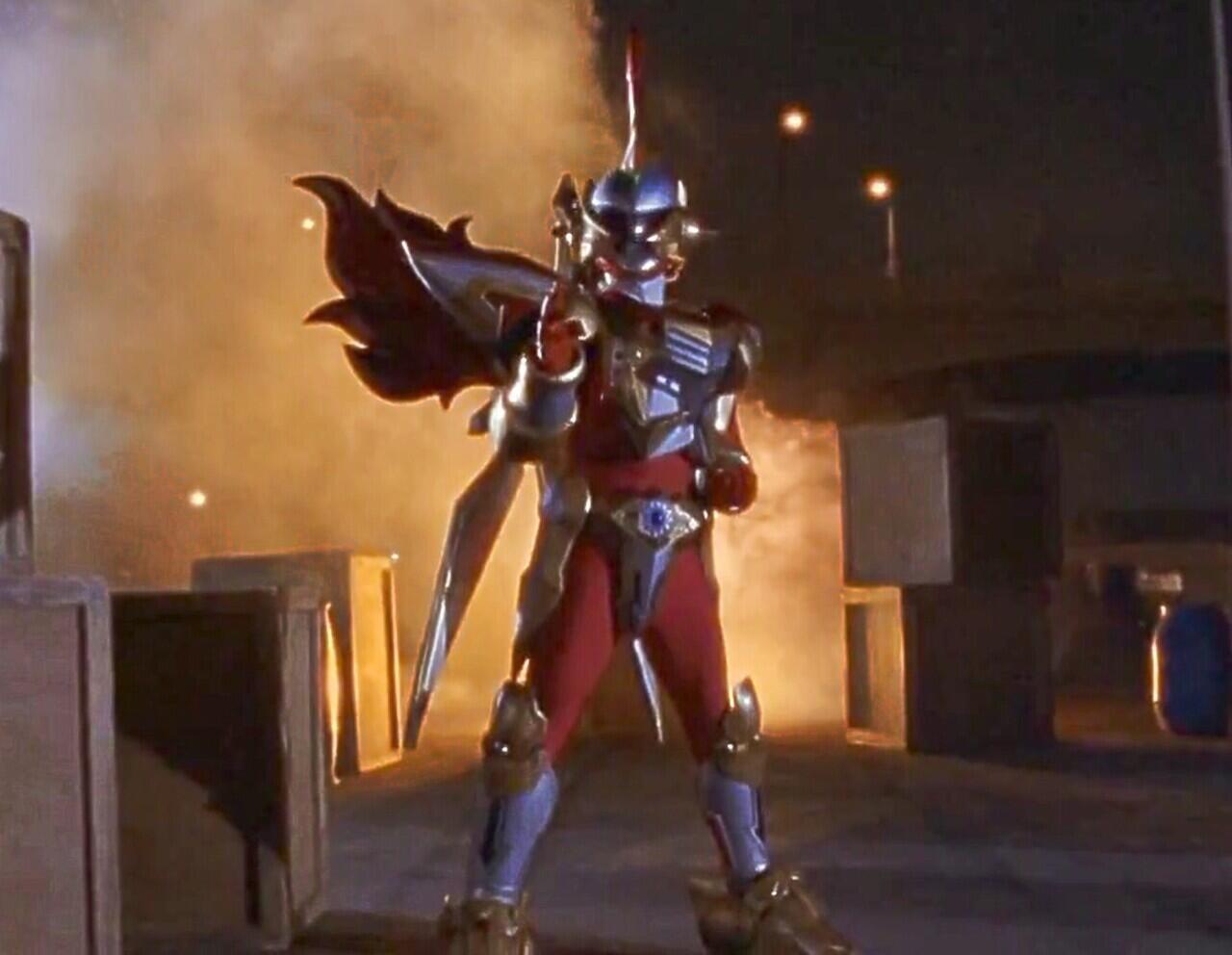 Battelizer Ranger Merah Favorit Ane