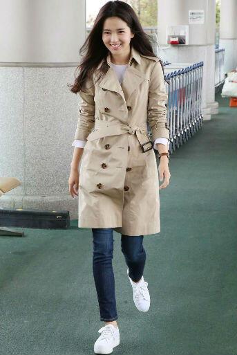 Tips Padu-Padan Jaket Dari Kim Tae-Ri