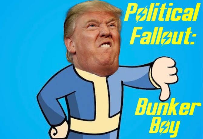 Ribut dengan Trump, Wali Kota Seattle: Kembali ke Bunker Anda!