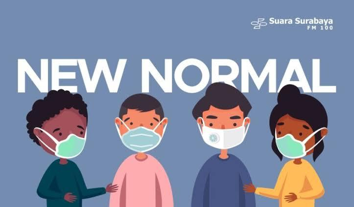 New Normal As The New Human