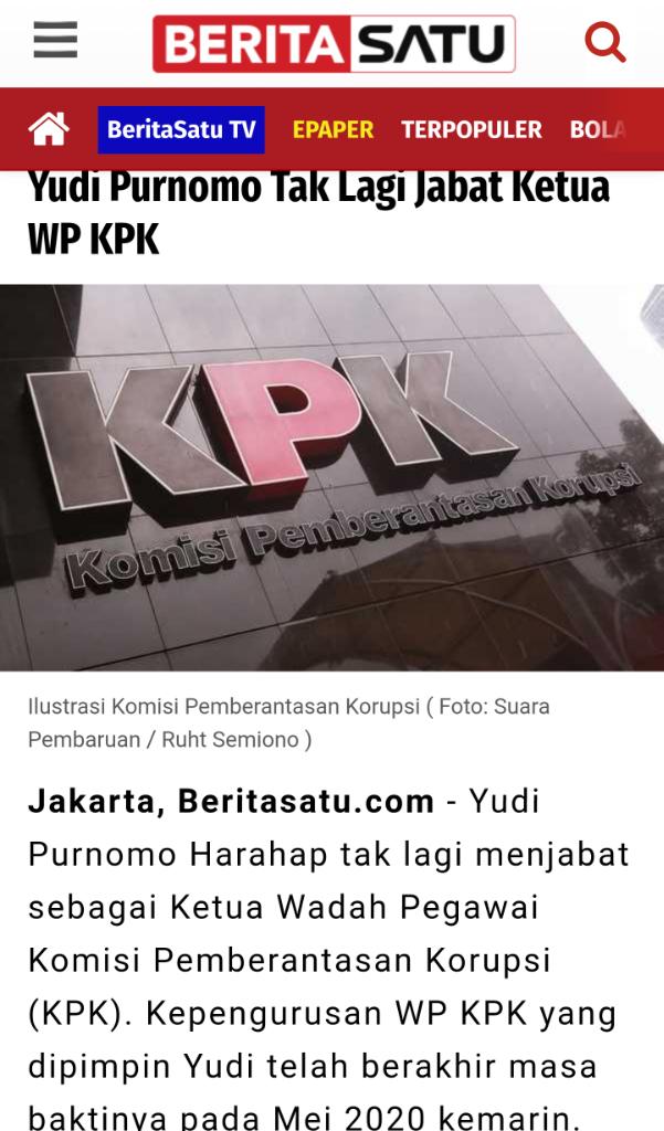 Soal Tuntutan 1 Thn,Ferdinand: Mestinya yg Didebat Jaksa Agung, Bukan Ngomelin Jokowi