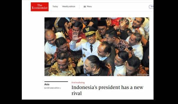 Kelar Disanjung Media Australia, Anies Baswedan Kini Dipuji Majalah Inggris
