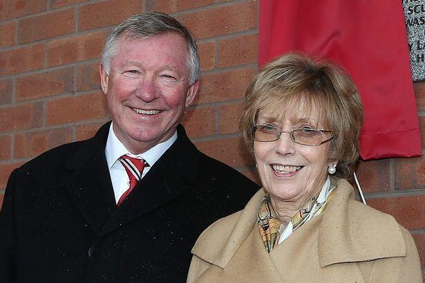 Cathy Holding, Ia Yang Selalu Setia Dan Menjadi Cinta Sejati Sir Alex Ferguson