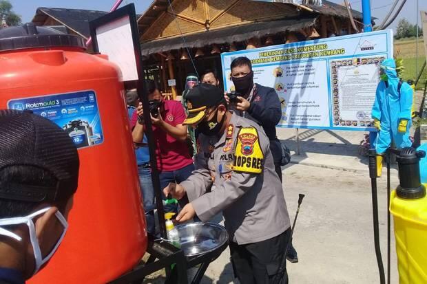 49 Kampung Siaga Covid-19 di Rembang, Akan Punya Nama Baru