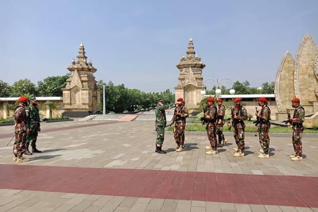 Suasana TMP Kalibata Jelang Pemakaman Jenderal Pramono Edhie