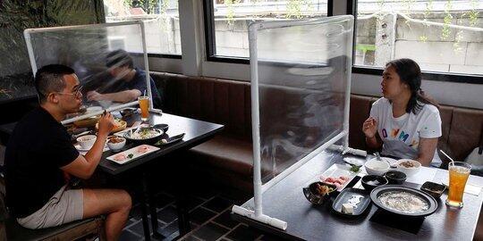 Peraturan - Peraturan Ini Mungkin Akan Ada pada Restoran Saat New Normal Nanti