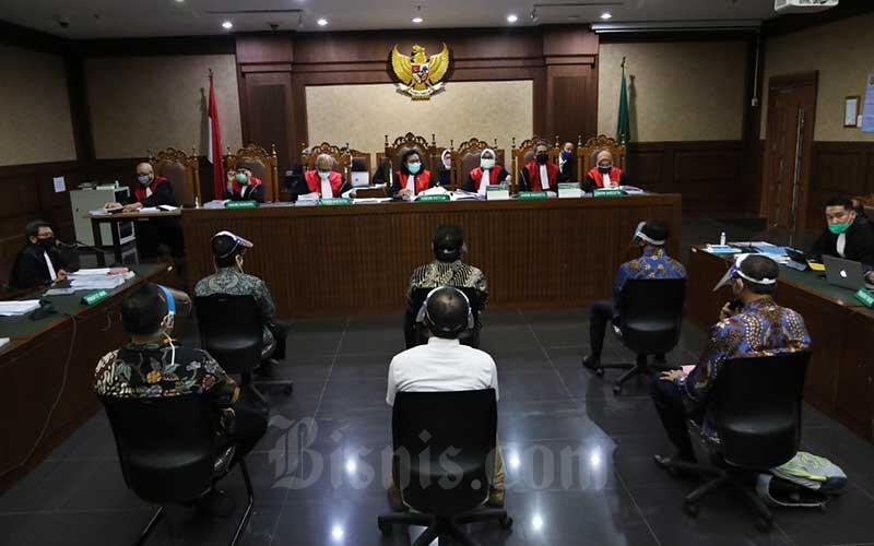 Kasus Jiwasraya: Kuasa Hukum Sebut Dakwaan Jaksa Tidak Cermat