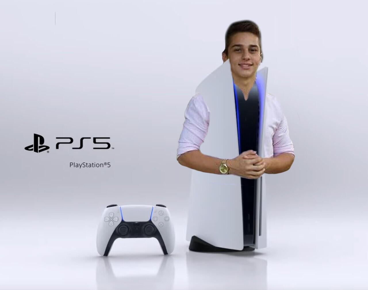 Kritik Desain PLAYSTATION 5, Inilah Kumpulan Meme PS5 Terbaru!
