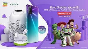 Oppo A92 Toy Story Mulai DiJual Sekarang