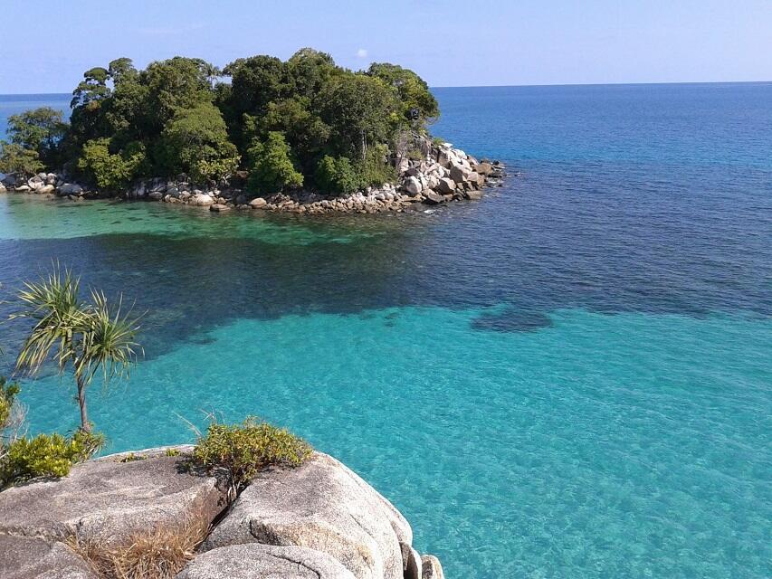 [COC Reg. Kepulauan Riau] Deretan Destinasi Wisata Bikin Mupeng, No 7 Paling Wow!